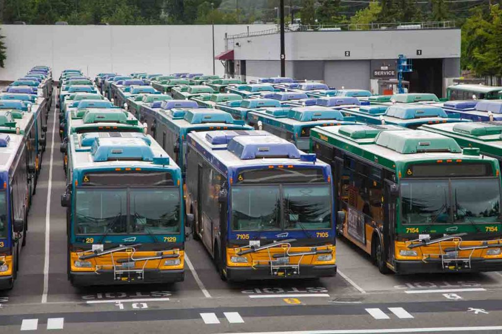 metro fleet buses